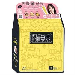 黑金傳奇禮盒420g -四合一薑母茶18粒